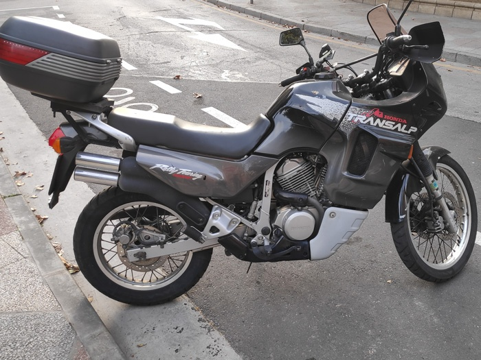 Transalp XL 600 V